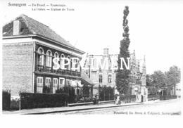 De Dreef - Tramstatie - Zomergem - Repro - Zomergem