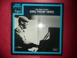 LP33 N°3424 - EARL HINES - 180014 - JAZZ & BLUES - Jazz