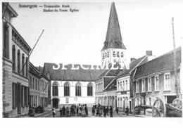 Tramstatie Kerk - Zomergem - Repro - Zomergem