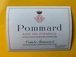 13151 - Pommard Clos Des Epenaux Comte Armand - Bourgogne