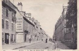 Loir-et-Cher - Blois - La Rue Du Bourg-Neuf - Blois