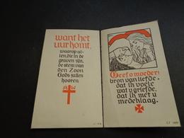 Doodsprentje ( 1126 )  Oorlogslachtoffer  Oorlog   Rogge / Verhoost  - Dottenijs  Wangerode  1945 - Mariage