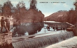 89 -VERMENTON LE DEVERSOIR A REIGNY - Vermenton