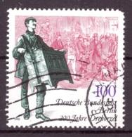Berlin-Ouest 1990 - Oblitéré - Musique - Michel Nr. 872 Série Complète (ger1790) - Gebraucht