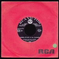 LUCIEN ATTARD - SP - 45T - Disque Vinyle - Du Soleil Pour Tout Le Monde - 46085 - Autres - Musique Française