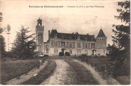 FR37 AUZOUER - Château - Sonstige Gemeinden