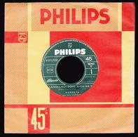 AURELIA - SP - 45T - Disque Vinyle - Laissez Moi Donc Vivre Ma Vie - 373713 - Rock