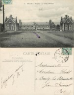 NB - [506608]B/TB//-France  - (59) Nord, Seclin, Hospice, La Grille D'Honneur - Seclin