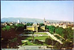 ZAGREB - Panorama . - Croatie