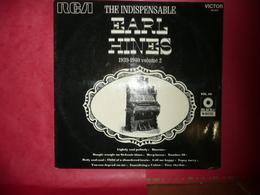 LP33 N°3436 - EARL HINES - 741 041 - JAZZ & BLUES - Jazz