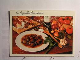 Recettes Charentaises (cuisine) - Cagouilles Charentaises - Recettes (cuisine)