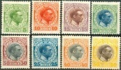 Deens West Indië 1915-16 Christian X Serie PF-MNH - Danimarca (Antille)