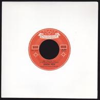 BACH YEN - SP - 45T - Disque Vinyle - Pas Touch' - 66285 - Rock