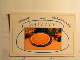 Recettes Charentaises (cuisine) - Galette Charentaise - Recettes (cuisine)