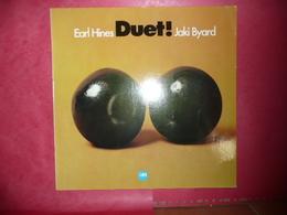 LP33 N°3439 - EARL HINES & JAKI BYARD  - 0068.063 - JAZZ & BLUES - Jazz