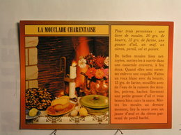 Recettes Charentaises (cuisine) - La Mouclade Charentaise - Recettes (cuisine)