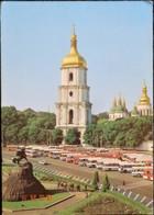 KIEV - Monument à Bohdan Khmelnitsky - Musée Sofia . - Ukraine