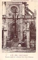 C P A  BRETAGNE 22] Côtes D'Armor > Saint-Brieuc CALVAIRE - Saint-Brieuc