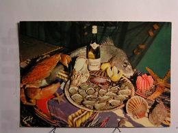 Recettes (cuisine) - Sélection De Fruits De Mer - Recettes (cuisine)