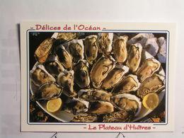 Recettes (cuisine) - Le Plateau D'Huitres - Recettes (cuisine)