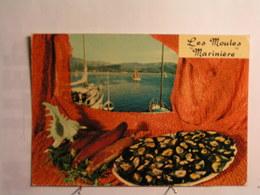 Recettes (cuisine) - Les Moules Marinières - Recettes (cuisine)