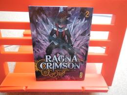 MANGAS Ragna Crimson N°2................3C0420 - Mangas