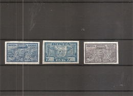 Russie ( 164/166 X -MH) - Unused Stamps