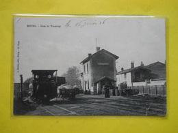 Bourg ,Gare Du Tramway - Bourg-en-Bresse