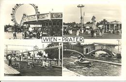 Vienna, Wien (Austria) Prater Mit Alten Attraktionen - Prater
