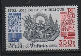 LOT 567 - WALLIS ET FUTUNA  PA N°175 ** - HUMANITE RESPECT - Unused Stamps
