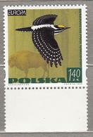 EUROPA 1999 Poland Birds Mi 3763 Yv 3549 MNH (**) #17818 - Non Classés
