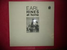LP33 N°3443 - EARL HINES - DS 212 - JAZZ & BLUES INUTILE DE DIRE QUE JE SUIS UN GRAND FAN ***** - Jazz