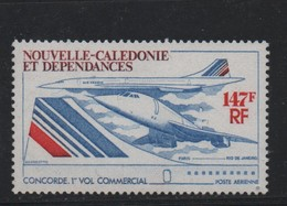 LOT 567 - NOUVELLE CALEDONIE  PA N°169 ** - AVION CONCORDE - Cote 14.70 € - Unused Stamps