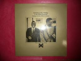 LP33 N°3445 -EARL HINES & ROY ELDRIDGE& GEORGE TUCKER& OLIVIER JACKSON-JX.6618- JAZZ & BLUES *****JOLI PLATEAU & CIGARE - Jazz