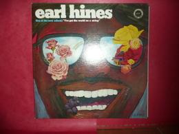 LP33 N°3446 - EARL HINES - CR 157 - Jazz