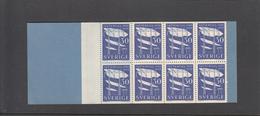 Sweden Booklet 1959 - Facit 126 MNH ** - Markenheftchen