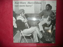 LP33 N°3447 - EARL HINES & HARRY EDISON - 33.131 ***** TOP - Jazz