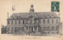 CPA - Valognes - L'hôtel De Ville - Valognes