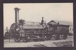 CPA Locomotive Chemin De Fer Train Non Circulé Type Fleury éditeur HMP 1414 - Trains