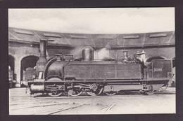CPA Locomotive Chemin De Fer Train Non Circulé Type Fleury éditeur HMP 440 - Trains