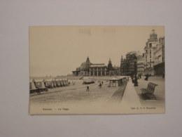 Ostende :  La Plage - Oostende