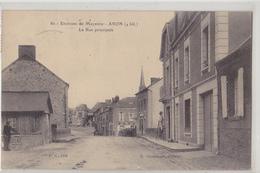 ARON  Rue Principale - Altri Comuni