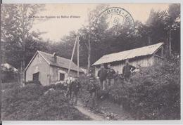 Le Poste Des Douanes Au Ballon D'Alsace Douanier - Zoll