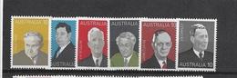 AUSTRALIE N°558 à 563** - 1966-79 Elizabeth II