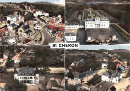 SAINT CHERON - Vue Aérienne (CPSM Grand Format) - Saint Cheron