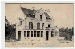 02 COUCY LE CHATEAU D AUFFRIQUE BUREAU DE POSTE - France