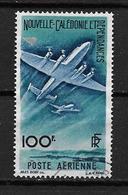 NOUVELLE-CALÉDONIE 1948 . Poste Aérienne . N° 62 . Oblitéré . - Used Stamps