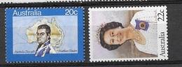 AUSTRALIE N°688 Et 697** - 1966-79 Elizabeth II