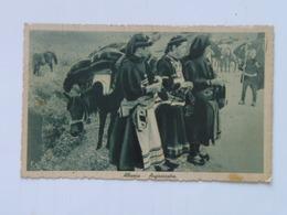 Albania Shqiperia 4185 Costume 1937 - Albania