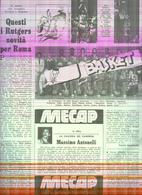RUTGERS  DI ROMA.. 1979...TEAM...PALLACANESTRO....VOLLEY BALL...BASKET - Trading Cards